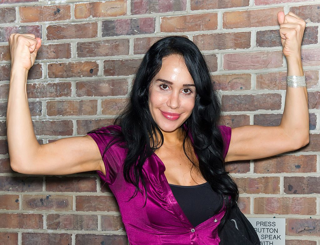 Octomom Nadya Suleman says shes broke, but sends all