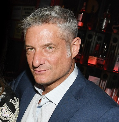 The 60-year old son of father (?) and mother(?) Rick Leventhal in 2020 photo. Rick Leventhal earned a  million dollar salary - leaving the net worth at  million in 2020
