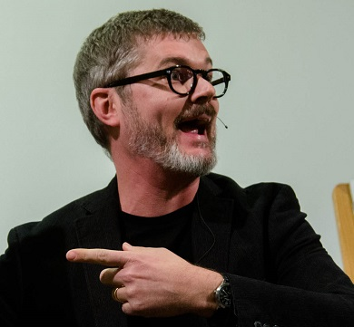 Bestselling Childrens Author Mo Willems Teaches Kids